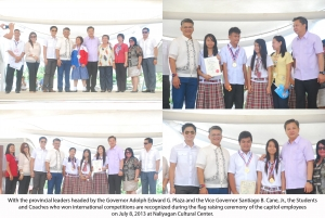 PGAS honors Students, International Awardees